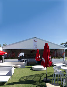 10x10m Marquee