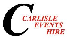 Carlisle Events Hire