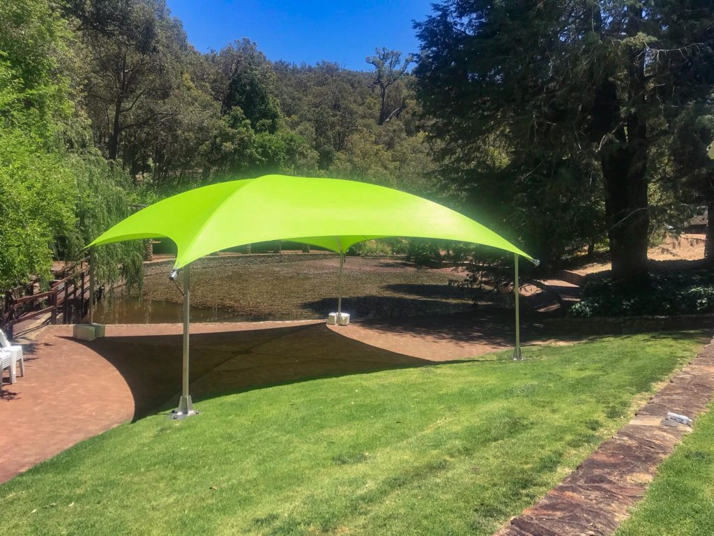 8x8 Shade Dome - Lime