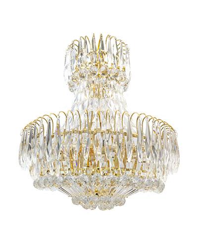 Light chandelier med 60cm dia carlisle events hire light chandelier aloadofball Image collections