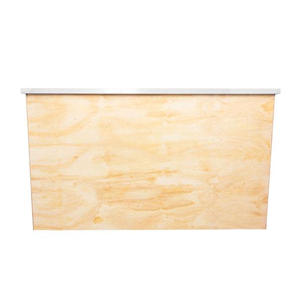 Wood Grain Bar